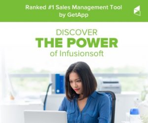 Discover the Power of Infusionsoft Demo - 336x280