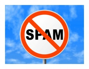Avoid spam
