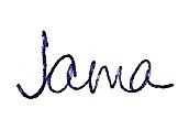 Jama-signature