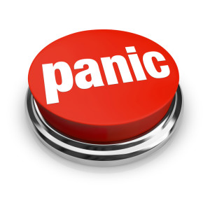 Panic - Red Button