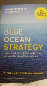 blue ocean strategy business