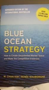 blue ocean strategy business