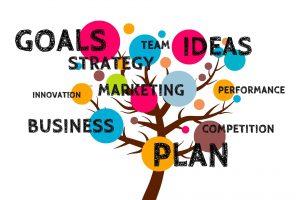 set reachable business goals