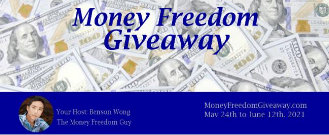 money freedom giveaway
